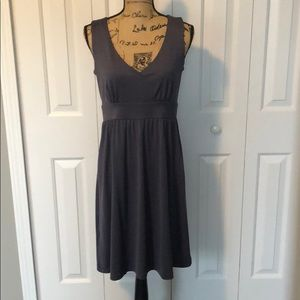 The Limited Light Blue Sleeveless Dress